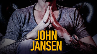 Netflix box art for John Jansen
