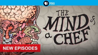 Netflix box art for The Mind of a Chef - Season 5