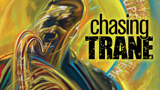 Netflix box art for Chasing Trane