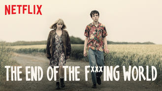 Netflix box art for The End of the F***ing World - Season 1