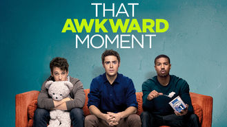 Netflix box art for That Awkward Moment