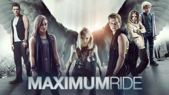 Netflix box art for Maximum Ride