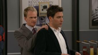 How I Met Your Mother: Season 1: The Sweet Taste of Liberty